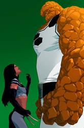 X-23 14: Big Thing