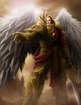 The Angel of Baal
