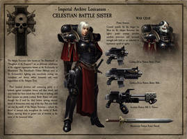 Celestian by CELENG