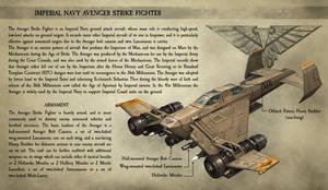 Avenger Strike Fighter