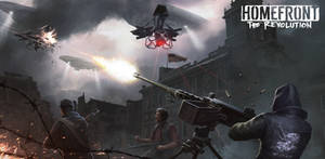 Homefront The Revolution by CELENG