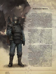 Death Korps Engineer