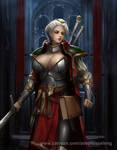 Inquisitor Cordelia - Ordo Xenos