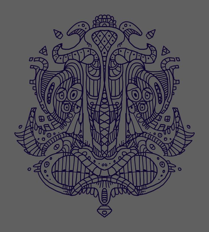 The Shaman's Shield by RomualdDub