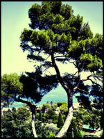 Saint Jean Cap Ferrat by grenouille-enchantee