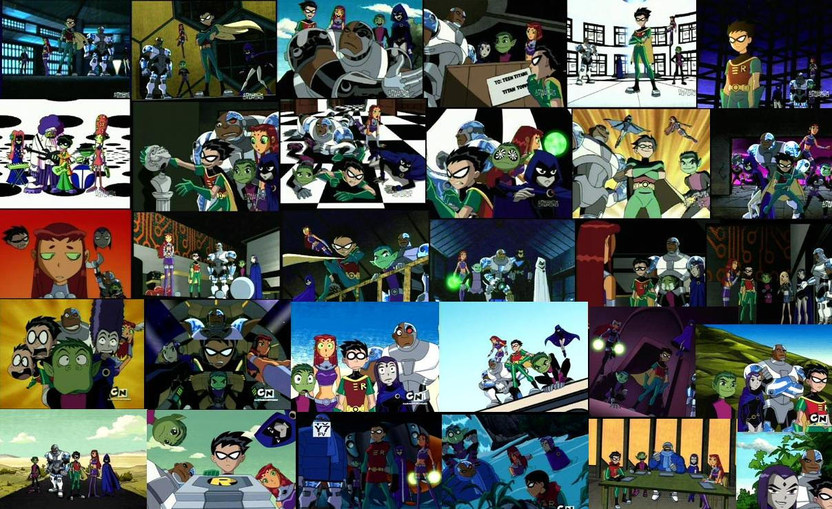 It All Teen Titans When 48