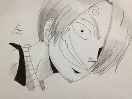 Sanji - One Piece by Princefaroos