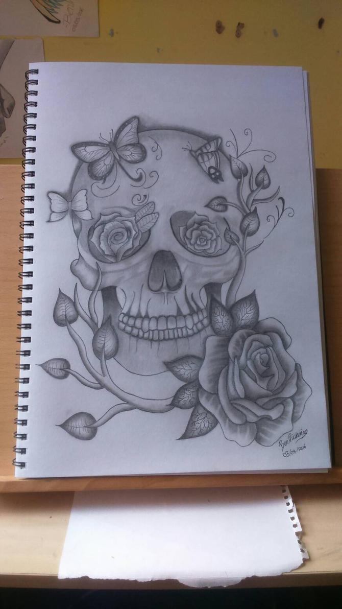 Rose garden by Benji951