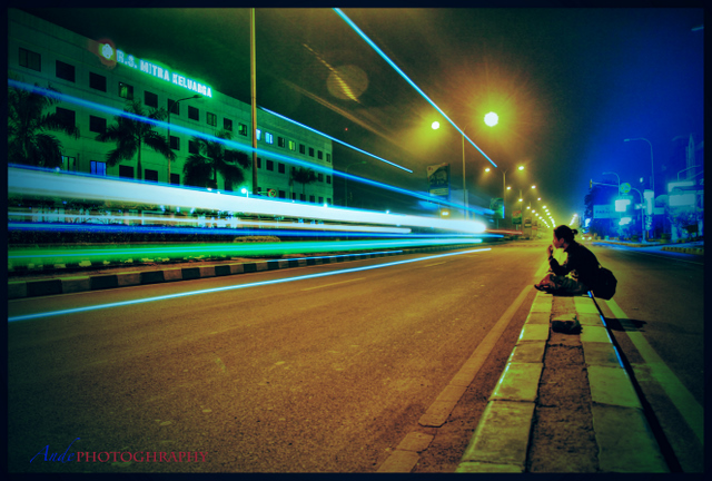 city light by andepangeran
