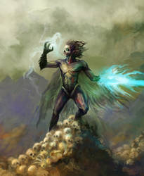 Raziel, Soul Reaver by Eyari