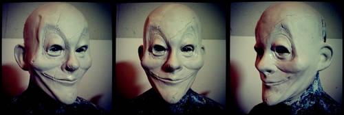 Clownmask15x572chrisvennekamp by ChrisVennekamp