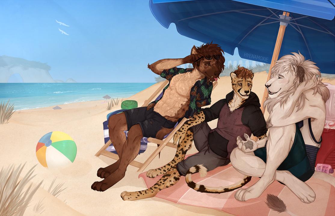 Boardwalk by hyenamoxie