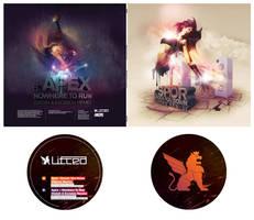 Lifted Music Vinyl Cover by BrettUK