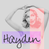Icon - Hayden Panettiere by belle-193