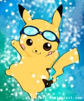 pikachu by PhilaKazi