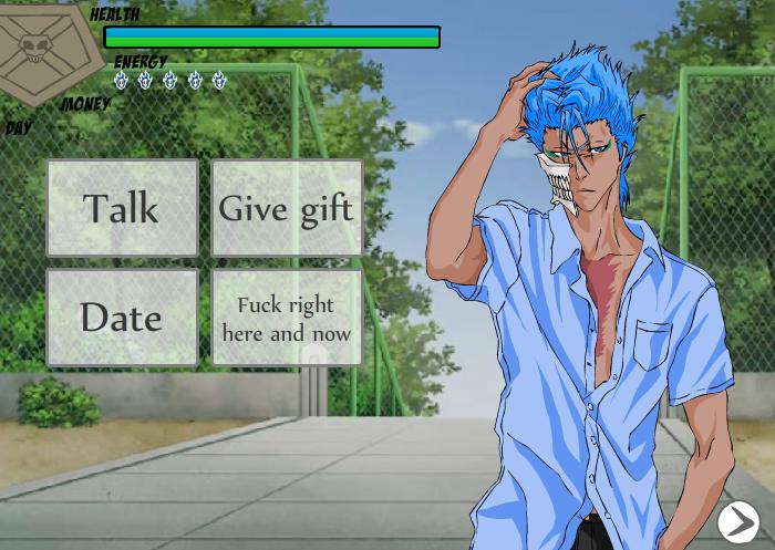 anime dating games op deviantART