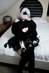 2B by Foxy-Cosplay