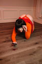 Velma Panty Shot