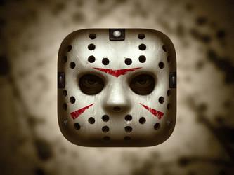 Friday the 13th, Jason icon by AndreyRudenko
