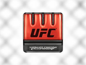 UFC glove icon by AndreyRudenko