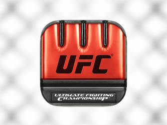 UFC glove IOS icon by AndreyRudenko