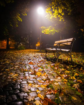 Autumn in Velika Gorica