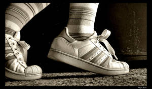 Sneaking Sneakers by grini
