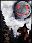 Pumpkins Moon