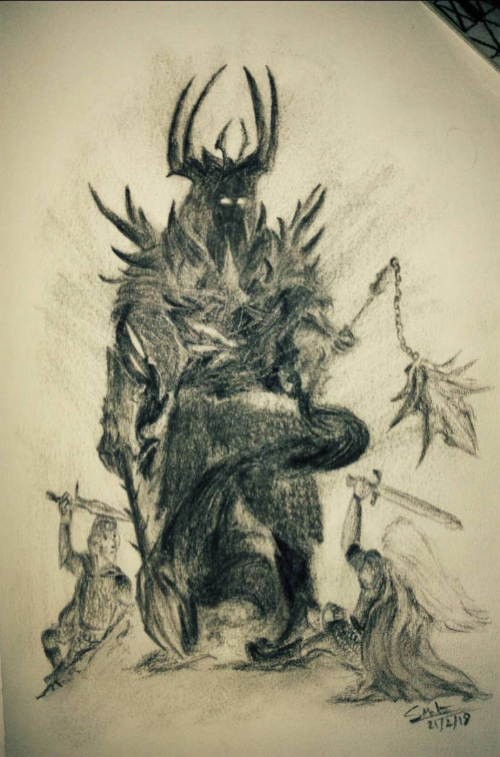 The Fall of the Witch-King by wrymero