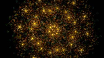 SpiralsGold2 by marieroxanne