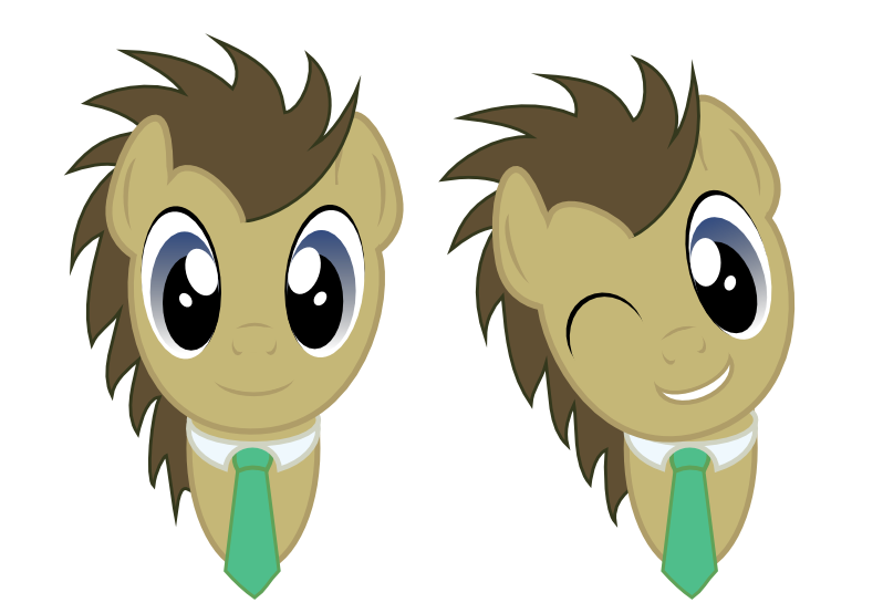 Doctor Whooves by Fhaolan