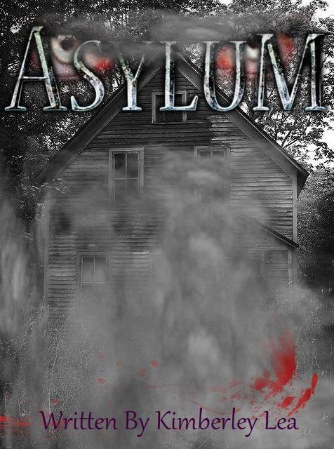 Asylum Book Cover by Queenkimmykitten