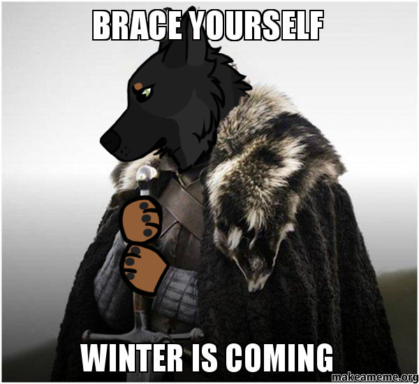 Winter is Coming Sirius by FrostedCow