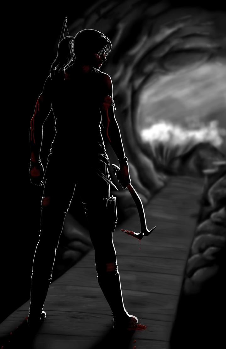 Tomb Raider Reborn by GeekingOutArt