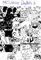 Miiverse Doodles by XxPaintkittehxX