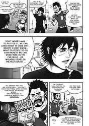 Phinal Phantasy XV - page 12 by SuperColoroid