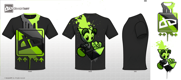 Splash-matic Shirt by acdramon