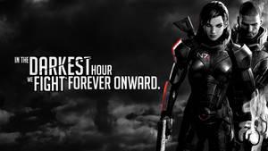 The Darkest Hour- Team wordless by acdramon