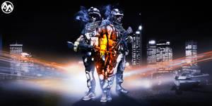 Battlefield 3- Take Two by acdramon