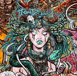 Mother Gaia Sophia by cyphlon