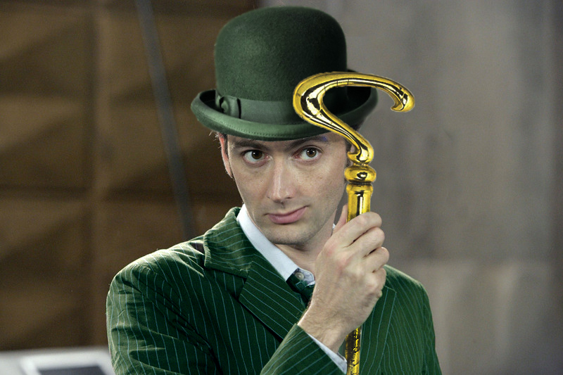 New Riddler? by GamerZzon