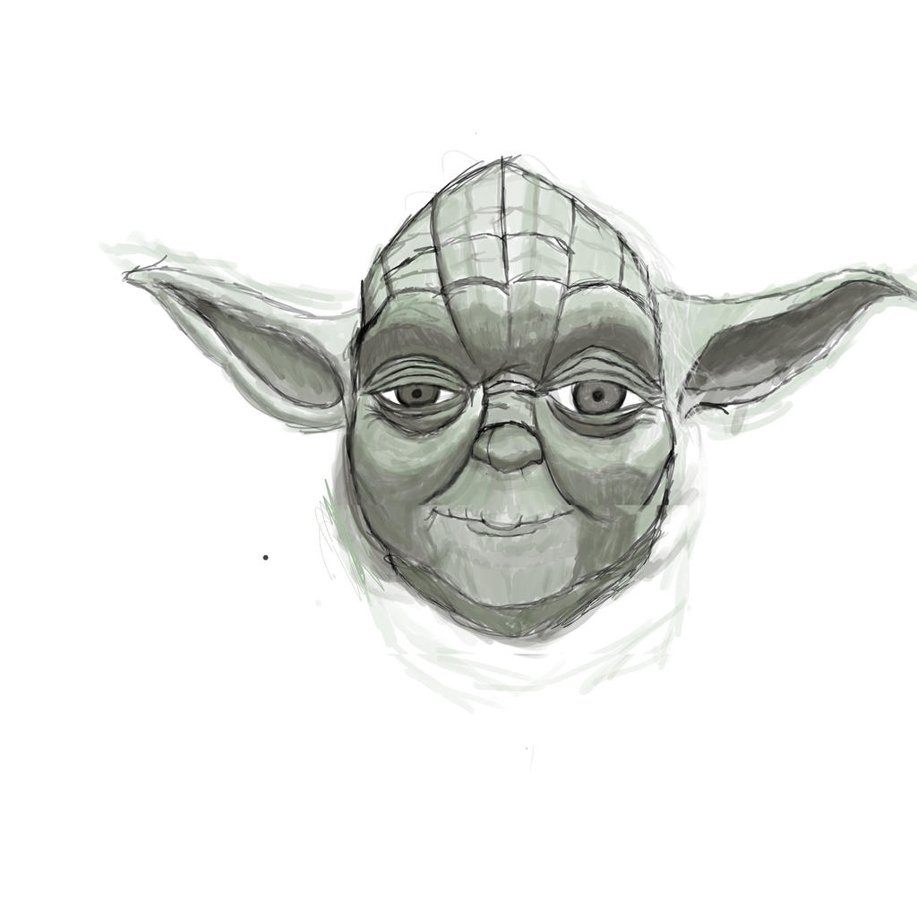Yoda wip by GamerZzon