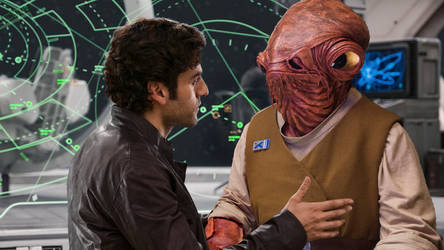 What If: Ackbar Replaced Holdo