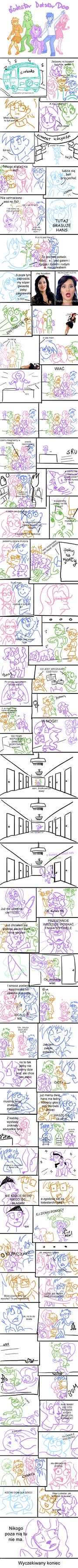 Magiczny Komiks-Scooby Dooby Doo by kurwakolejnekonto
