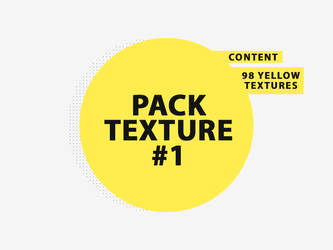 Pack texture #1 (YELLOW) by icterinex