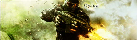 Crysis 2 Signature by konole