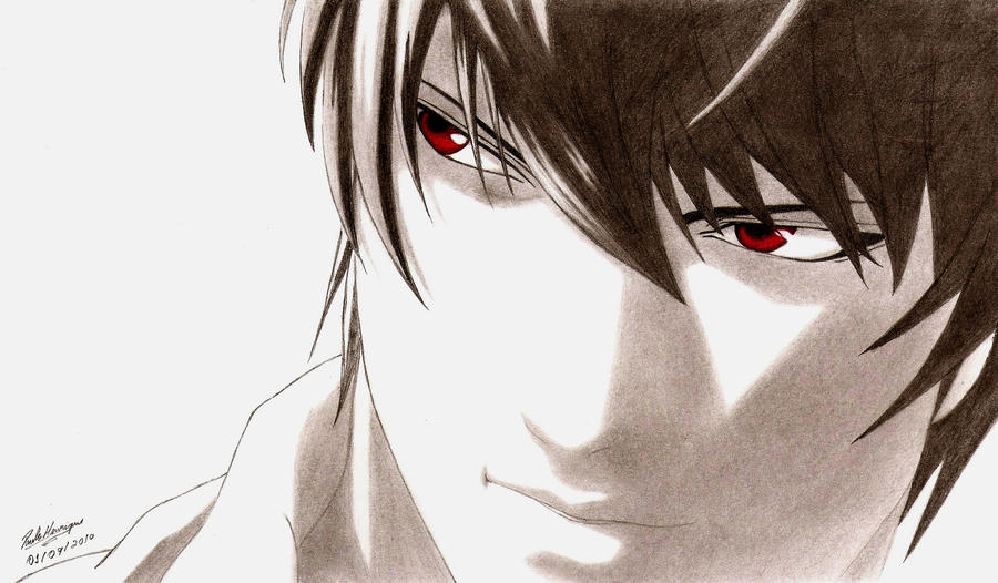death note anime kira - photo #15