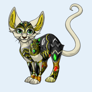 The Guardian - Female Tattoo Ovipets by DemonicDances