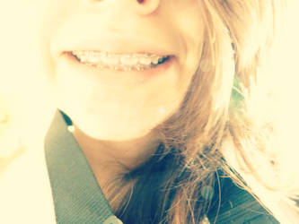 Teenage Smiles by LittlePenguinTula