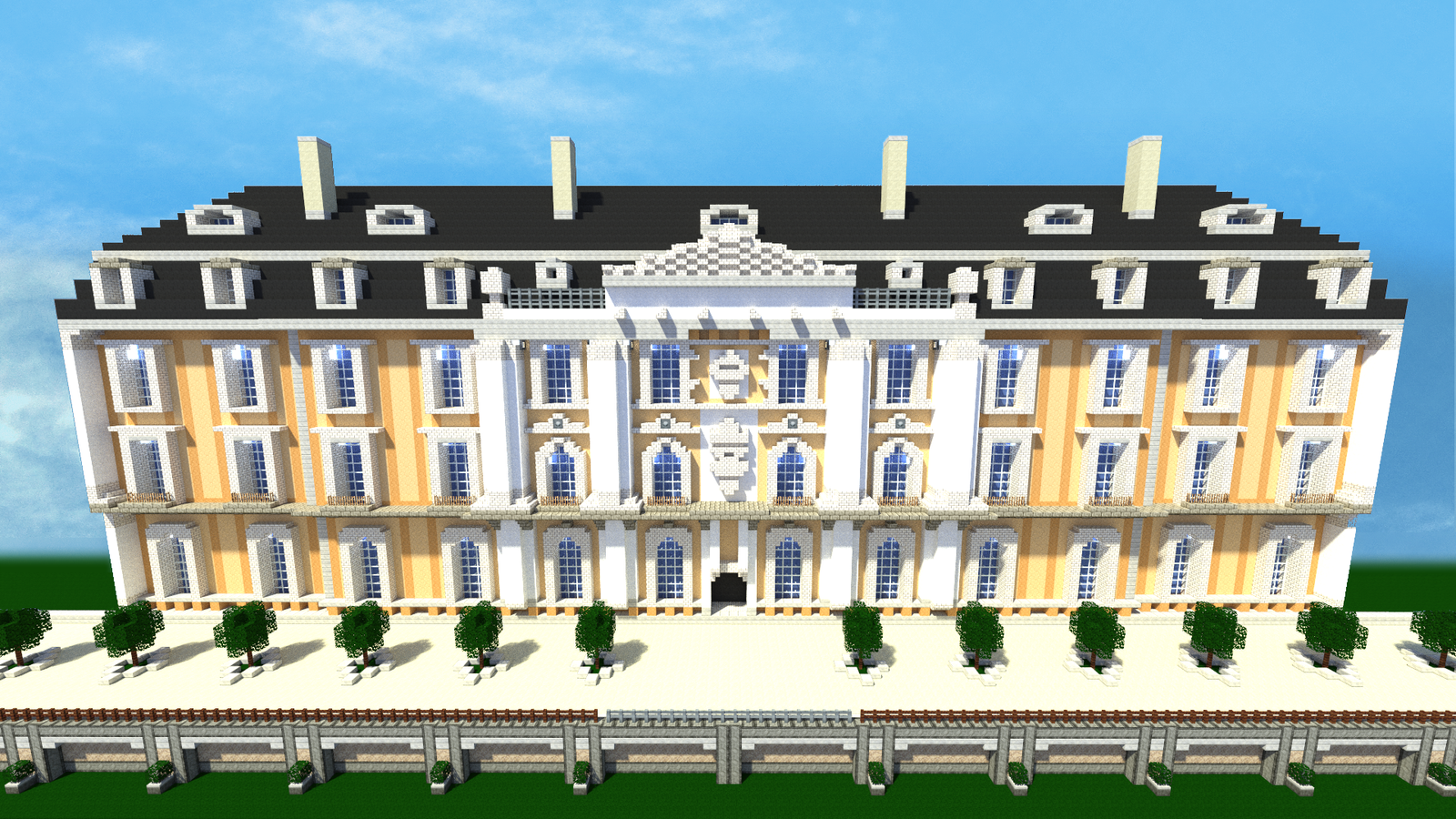 Minecraft Baroque House Related Keywords Suggestions